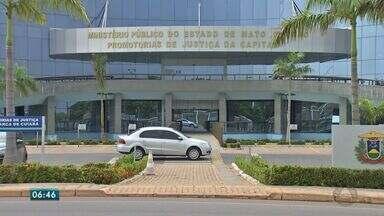 Grupo ligado ao ex-governador Silval Barbosa teria desviado mais de R$ 8 milhões - Grupo ligado ao ex-governador Silval Barbosa teria desviado mais de R$ 8 milhões.