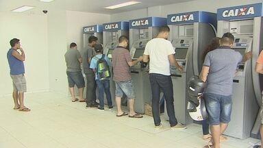 Caixa Econômica Federal divulga calendário para saques do FGTS, no Amapá - Segundo a Caixa, existem 40 mil contas inativas do fundo.