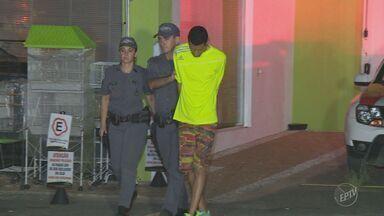 Fugitivo do Centro de Detenção de Sumaré é preso em Campinas - Com ele foram encontrados tijolos de maconha e materiais de refino de drogas. Ele estava foragido há mais de um ano.