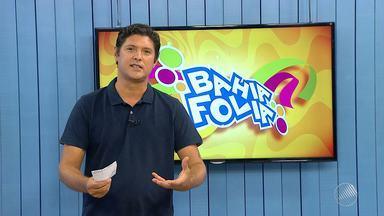 Bahia Folia: Jony Torres conta as novidades do carnaval - Confira.