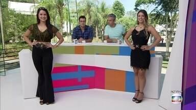 Blogueiras participam da 'Gincana Fashion' - As duas tiveram uma hora e 150 reais para montar um look para a personagem Luciane, de 'A Lei do Amor'. Saiba qual visual foi escolhido pelo público