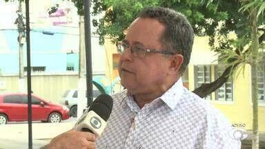 Casal realiza operação contra furto de água em Igaci - Ação está sendo realizada nesta quarta-feira (15).