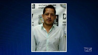 """Envolvido na morte do jornalista Décio Sá é preso em São Luís - Fábio Aurélio Lago e Silva, também conhecido como """"Bochecha"""", é suspeito de integrar uma organização criminosa que agia no MA e em outros estados."""
