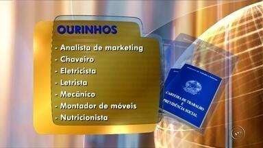Confira as oportunidades de emprego no PAT de Ourinhos - Veja quais são as vagas de emprego disponíveis nesta sexta-feira (17) em Ourinhos (SP).