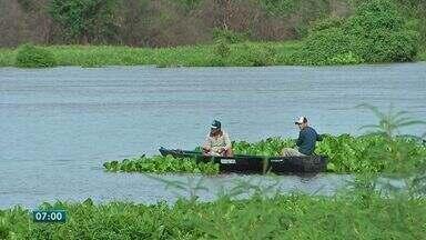 Pescadores estão insatisfeitos com decisão que proibe a pesca em Rondonópolis - Decisão da Justiça proibiu a pesca nos rios que cortam o município de Rondonópolis.