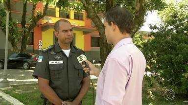 Comandante da Polícia Militar fala sobre reforço na segurança após tiroteio em Resende, RJ - Moradores do bairro Vila Vicentina II ficaram assustados com troca de tiros entre bandidos nesse semana.
