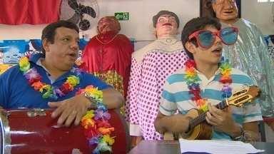 Banda da Bica vai reunir foliões no Centro de Manaus - Tema deste ano criticou momento político do estado.