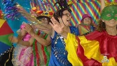 Fim de semana será repleto de bandas de carnaval em Manaus - Confira as principais opções para foliões.