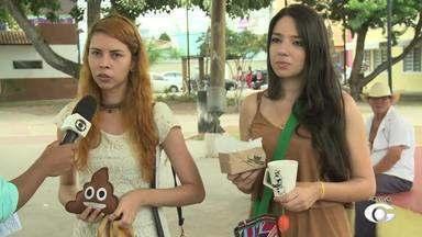I Feira Handmade é realizada no Bosque das Arapiracas - Evento acontece no sábado, em Arapiraca