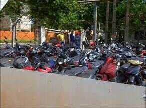 Veículos voltam a ser furtados no pátio da Prefeitura de Palmas - Veículos voltam a ser furtados no pátio da Prefeitura de Palmas