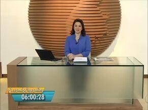 Confira os destaques do Bom Dia Tocantins desta quarta-feira (22) - Confira os destaques do Bom Dia Tocantins desta quarta-feira (22)