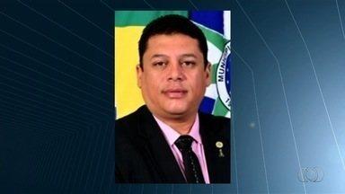 Ex-presidente da câmara e atual vereador é preso em Valparaíso de Goiás - Elvis Santos foi preso durante uma operação do Ministério Público e da Polícia Civil.