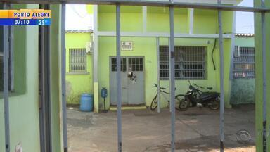 Três presos fogem do Presídio Estadual de São Borja - Fuga se deu pelo telhado do presídio.