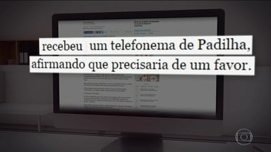 Eliseu Padilha tira licença alegando motivos de saúde - O ministro da Casa Civil, Eliseu Padilha, tirou licença alegando motivos de saúde. Ele saiu em um momento em que foi citado pelo empresário e amigo de Michel Temer, como revelou reportagem da Folha de São Paulo.