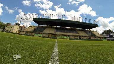 Faça um tour em vídeo pelo estádio do Cruzeiro - Assista ao vídeo.