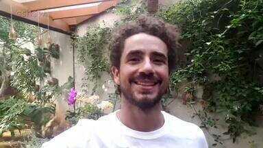 Felipe Andreoli fala sobre seu primeiro Carnaval como papai do Rocco - Confira!
