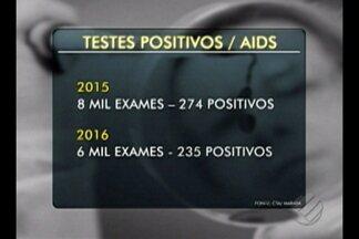 Secretaria de Saúde intensifica ações de prevenção contra a Aids - Mais de 230 novos casos de Aids foram detectados em Marabá somente ano passado. A prevenção ainda é a única forma de evitar essa e outras doenças sexualmente transmissíveis, que atingem não apenas os jovens.