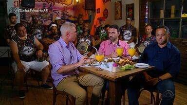Botequim do Maurício recebe Glauco Pasa e Fernando Becker - Assista ao vídeo.