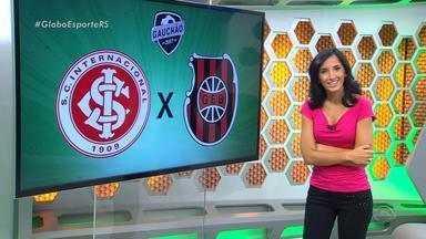Globo Esporte RS - Bloco 2 - 25/02 - Assista ao vídeo.