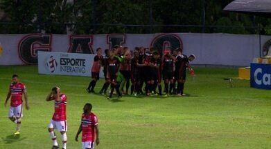 Os gols de River-PI 1 x 2 Sport pela quarta rodada da Copa do Nordeste - Os gols de River-PI 1 x 2 Sport pela quarta rodada da Copa do Nordeste