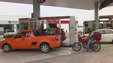 Petrobras anuncia redução no preço de combustíveis - Descida dos preços já é sentida em alguns postos de Manaus.