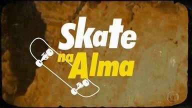 Série skate na alma: Bob Burnquist encontra lendas do skate no maior bowl do mundo - Série skate na alma: Bob Burnquist encontra lendas do skate no maior bowl do mundo
