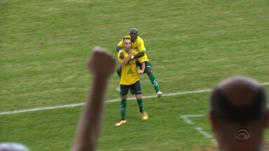 Ypiranga faz 2 a 0 no Veranópolis no Gauchão - Veja os lances.