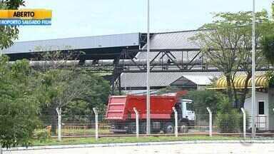 Parte da usina termelétrica de Candiota é desativada - Ibama diz que equipamentos estão defasados.