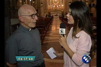 Católicos iniciam preparação para a Páscoa nesta quarta-feira de Cinzas - Igrejas realizam programação durante a Quaresma.