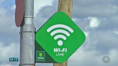 Cresce o número de locais públicos e privados que oferecem wi-fi de graça - Cresce o número de locais públicos e privados que oferecem wi-fi de graça.