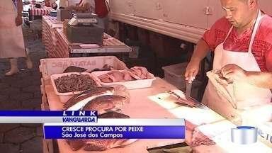 Com a quaresma, cresce o consumo de carne de peixe - Muitos católicos têm o costume de não comer carne vermelha nesta época