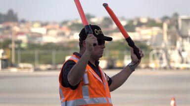 Operações De Pátio E Aviação Agrícola Com Helicópteros
