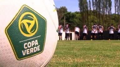 Luziânia e Ceilândia jogam neste fim de semana pela primeira fase da Copa Verde - Adversários são Operário-MS e Luverdense, respectivamente.