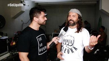 Bastidores da gravação do filme Cine Holliúdy 2 - Daniel Viana conversa com o elenco do novo filme que destaca o cearensês para o Brasil