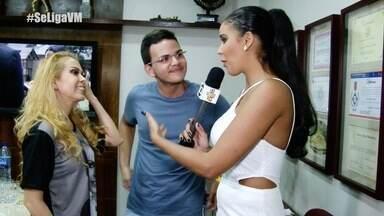 Estreia do quadro Fã Repórter e entrevista com a cantora Joelma - O Fã cearense Henrique Freire foi convidado pelo Se Liga VM para entrevistar a sua diva.