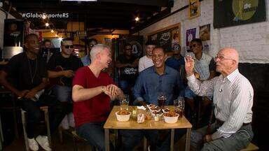 Botequim do Maurício: árbitro recordista em Gre-Nal comenta sobre o clássico - Carlos Martins e Márcio Chagas relembram lances de clássicos marcantes