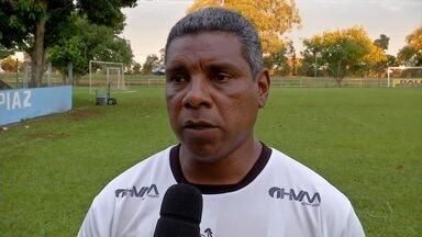 Operário se prepara para estrear na Copa Verde - Operário se prepara para estrear na Copa Verde