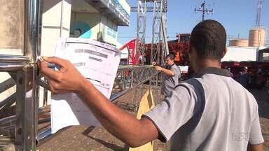 Expo Londrina abre 350 vagas para trabalhadores temporários - A sociedade Rural do Paraná começa a cadastrar na segunda-feira os interessados em trabalhar na edição da exposição deste ano. O cadastro vai até sexta-feira (10/03).