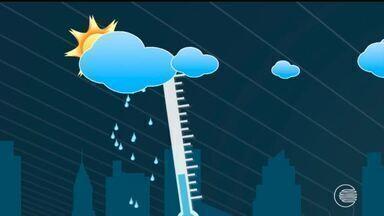 Confira a previsão do tempo para este domingo (5) - Confira a previsão do tempo para este domingo (5)
