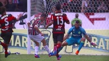 Melhores momentos de Fluminense 3 (4) x (2) 3 Flamengo pela final da Taça Guanabara 2017 - Melhores momentos de Fluminense 3 (4) x (2) 3 Flamengo pela final da Taça Guanabara 2017