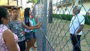 Moradores de Vila Velha têm dificuldades para vacinar contra febre amarela à tarde - Quem foi ao Tartarugão não encontrou senhas à tarde.