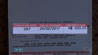 Tarifa de energia vai subir até o fim do ano no ES - Consumidores já estão pensando em maneiras de reduzir as contas.