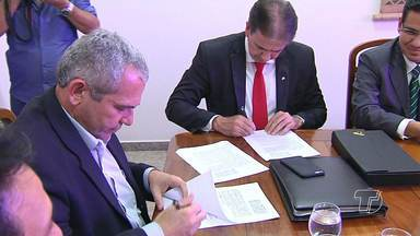 Prefeitura de Santarém firma protocolo de intenções com o Basa - $55 milhões em investimentos serão disponibilizados para Belterra e Mojuí dos Campos.