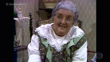 Há 40 anos estreava o seriado 'Sítio do Picapau Amarelo' - Relembre cena das histórias da Vovó Benta