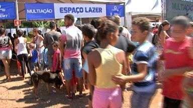 Primeiro Multiação do ano será no Sesi Papa, em Cuiabá - Primeiro Multiação do ano será no Sesi Papa, em Cuiabá.