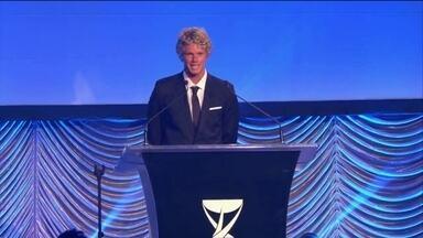 Melhores da temporada do surfe de 2016 recebem prêmios na Austrália - Melhores da temporada do surfe de 2016 recebem prêmios na Austrália
