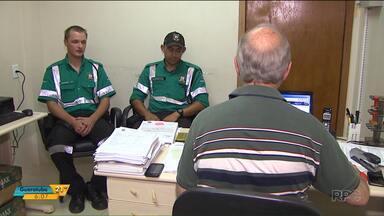 Agentes de trânsito recebem ameaças em Cascavel - As ameaças são feitas pelas redes sociais. Os agentes registraram boletins de ocorrência.