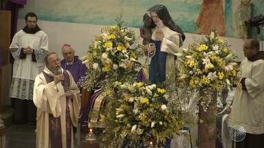 Homenagens e missa marcam os 25 anos de morte de Irmã Dulce - As cerimônias começaram no domingo (12). Confira na reportagem.