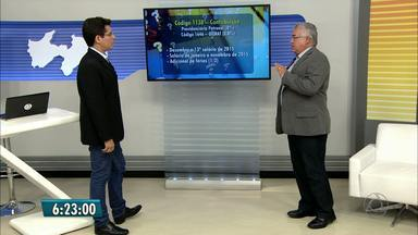 'Eu Quero Saber' tira dúvidas sobre Direito Doméstico, Trabalhista e Previdenciário - Paulo Souto responde as perguntas dos telespectadores.