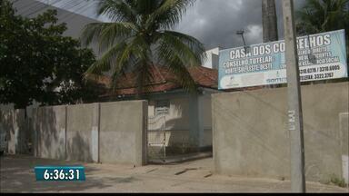 Bandido faz arrastão no Conselho Tutelar em Campina Grande - Assaltante chegou de bicicleta e abordou oito funcionários do local.